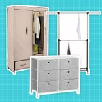 10 Best Portable Closets for Every Type of Space
