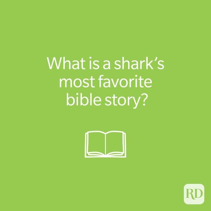 Shark riddle