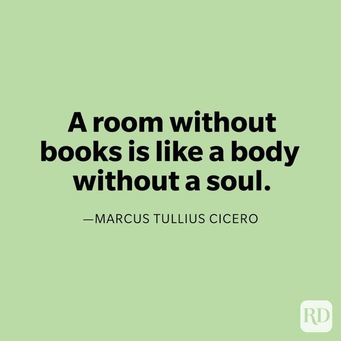 Marcus Tullius Cicero quote
