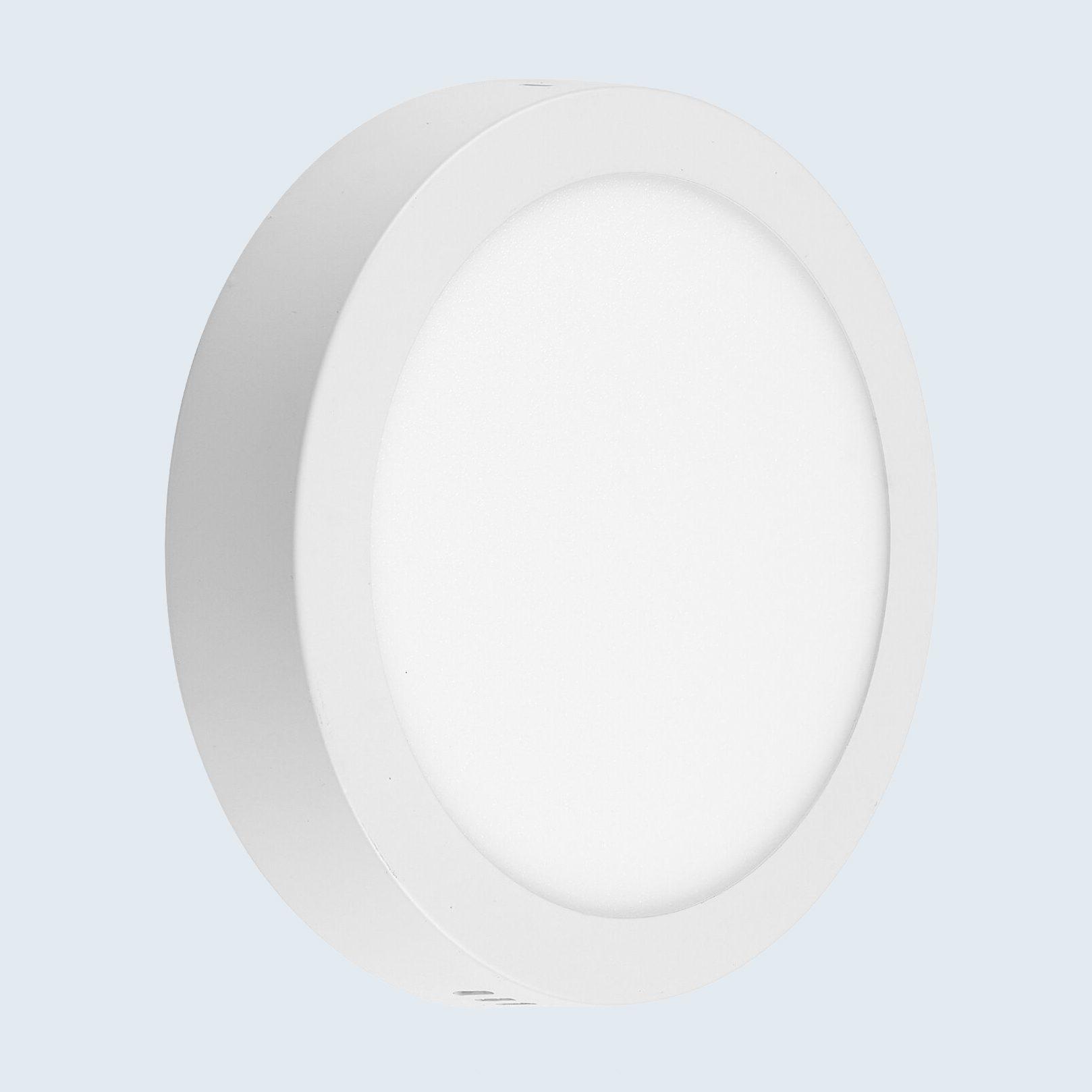 Ebern Designs Mack 1 Simple Circle LED light for the closet