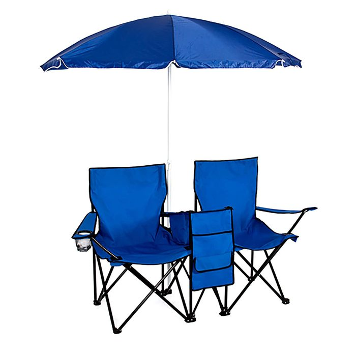 Best Choice Products Picnic Double Folding Chair