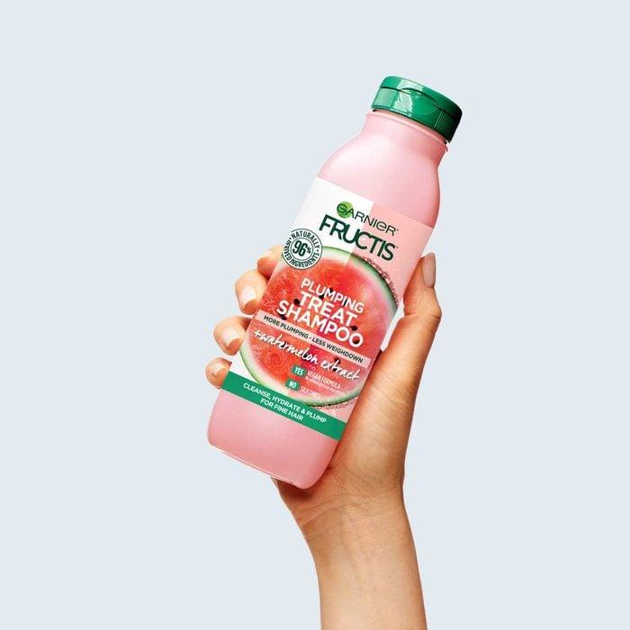 Garnier Fructis Plumping Treat Shampoo