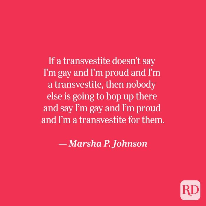 Johnson quote on red