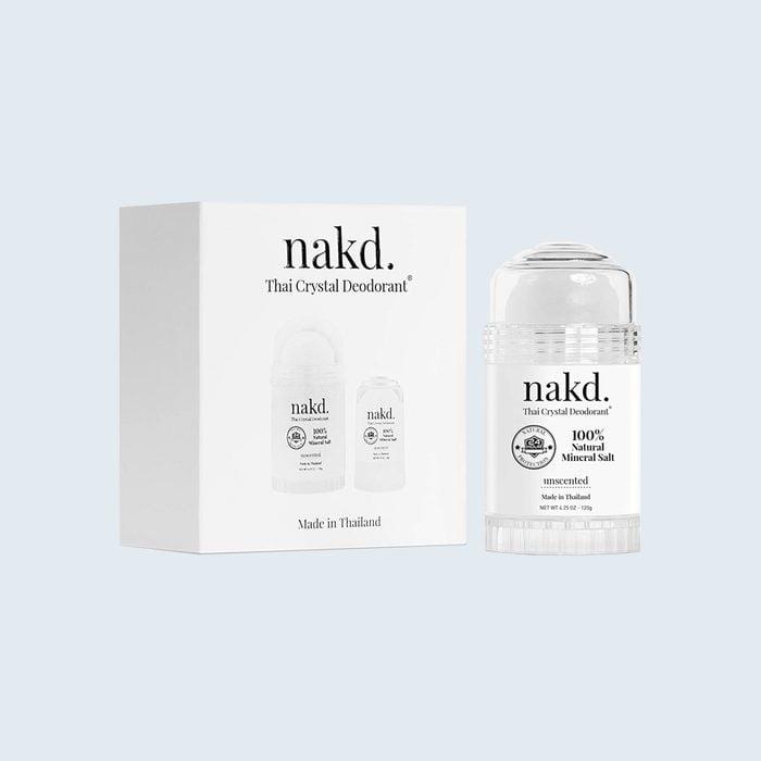 Nakd. Thai Crystal Deodorant Stone