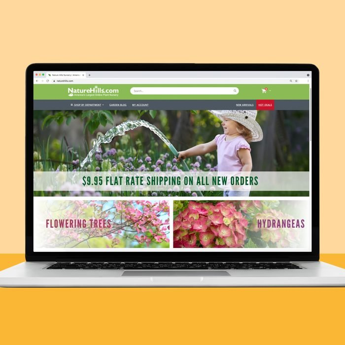Nature Hills Nursery online flower shop