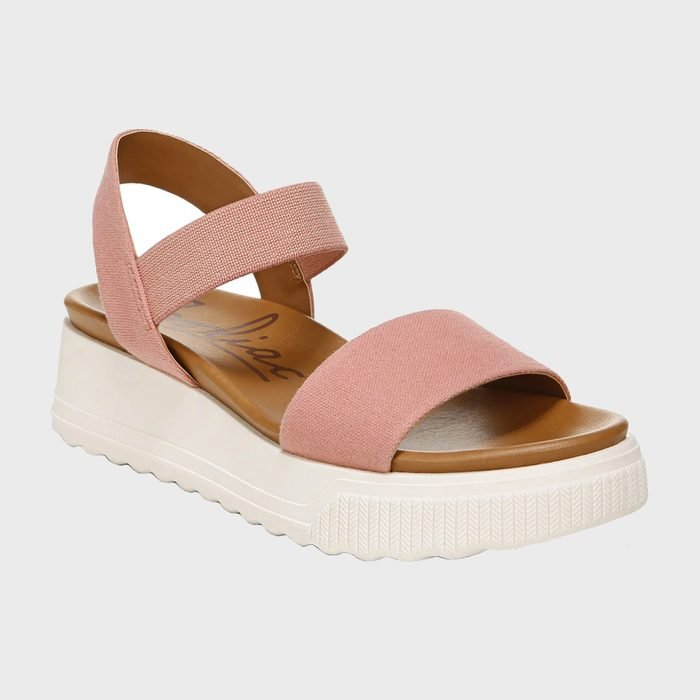 Zodiac Dani Platform Sandals