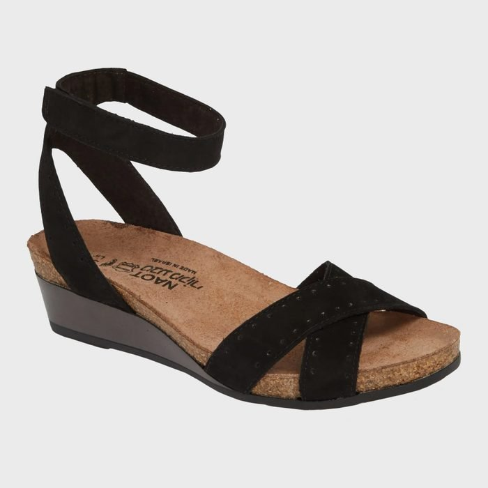 Naot Wand Wedge Sandals