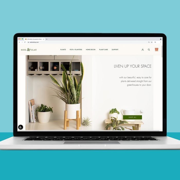 Soil & Clay online plant store