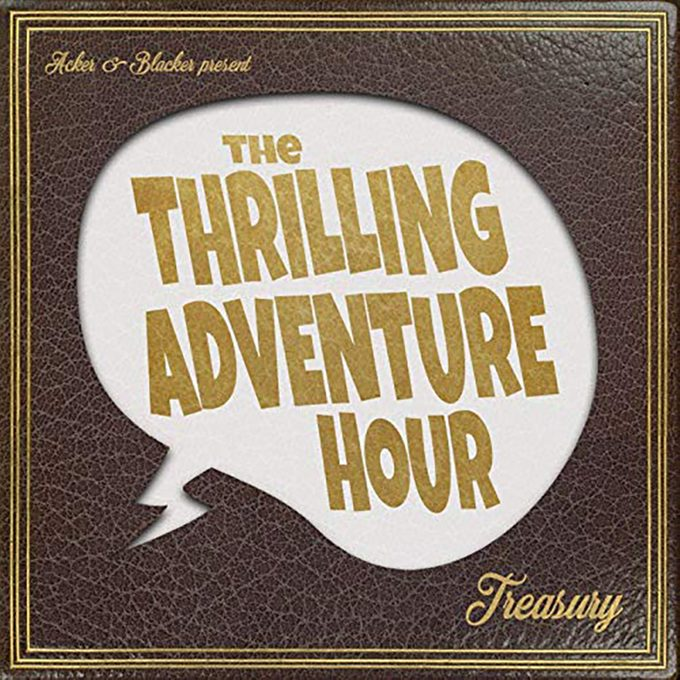 The Thrilling Adventure Podcast