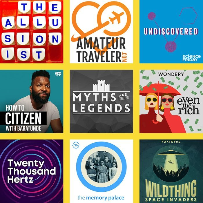 Travel Podcasts