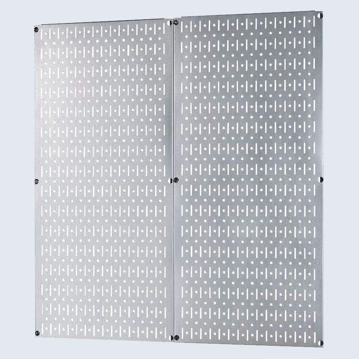 Wayfair Basics Steel 32x32 Pegboard Set Of 2
