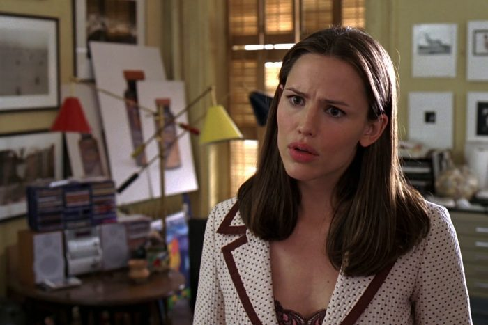 Scene from 13 Going On 30