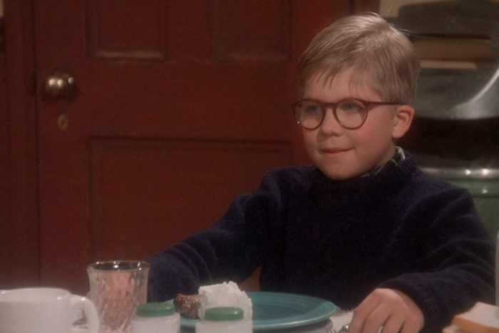 Scene from A Christmas Story