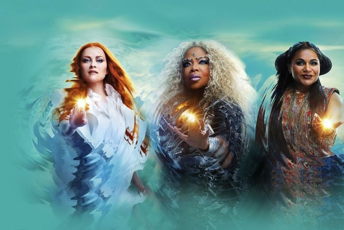 Scene from A Wrinkle In Time