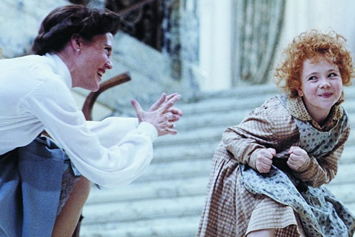 Scene from Annie