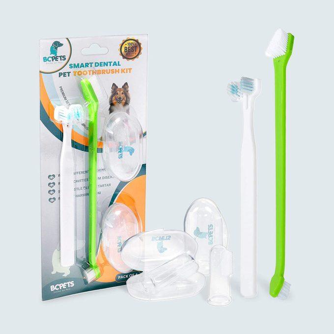 Bc Pets Dog Dental Care Kit