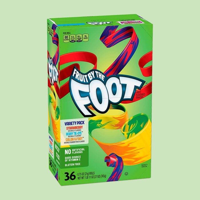Betty Crocker Fruit Snacks Fruit By The Foot