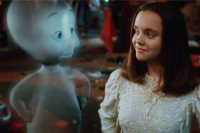 Scene from Casper