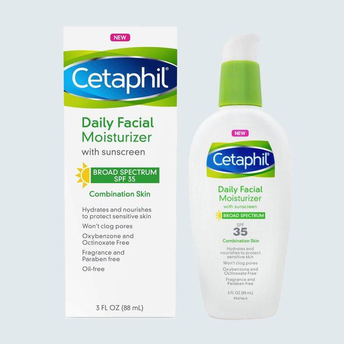 Cetaphil Daily Facial Moisturizer Spf 35