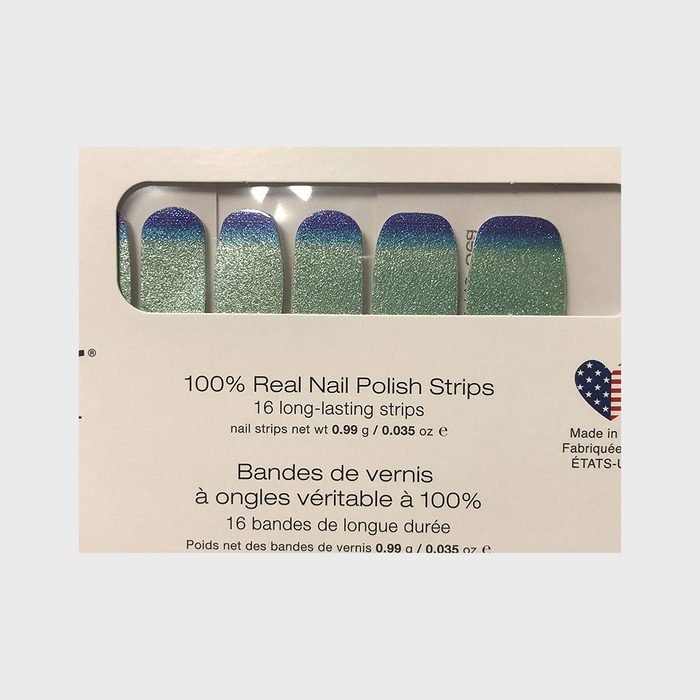 Color Street Nail Polish Strips In Long Time No Sea