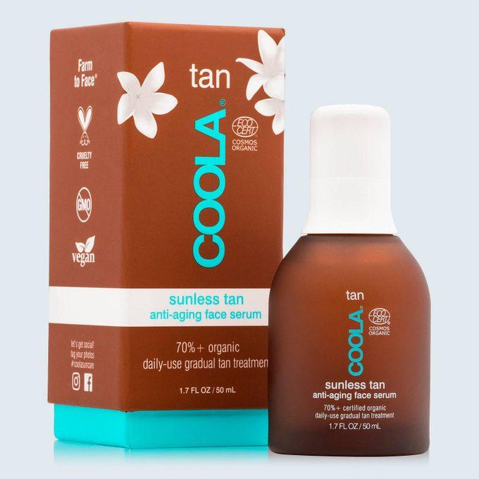Coola Tan Sunless Tan Anti Aging Face Serum