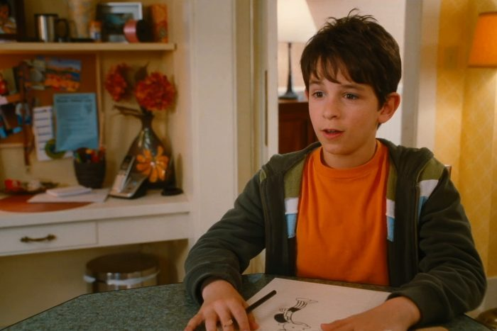 Scene from Diary Of A Wimpy Kid