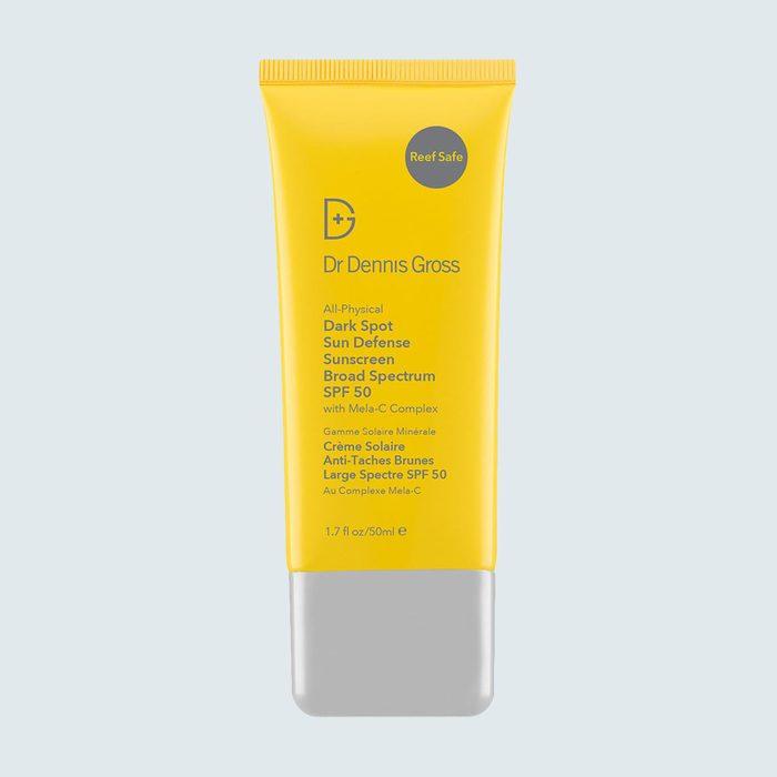Dr. Dennis Gross Skincare All Physical Dark Spot Sun Defense Sunscreen Spf 50