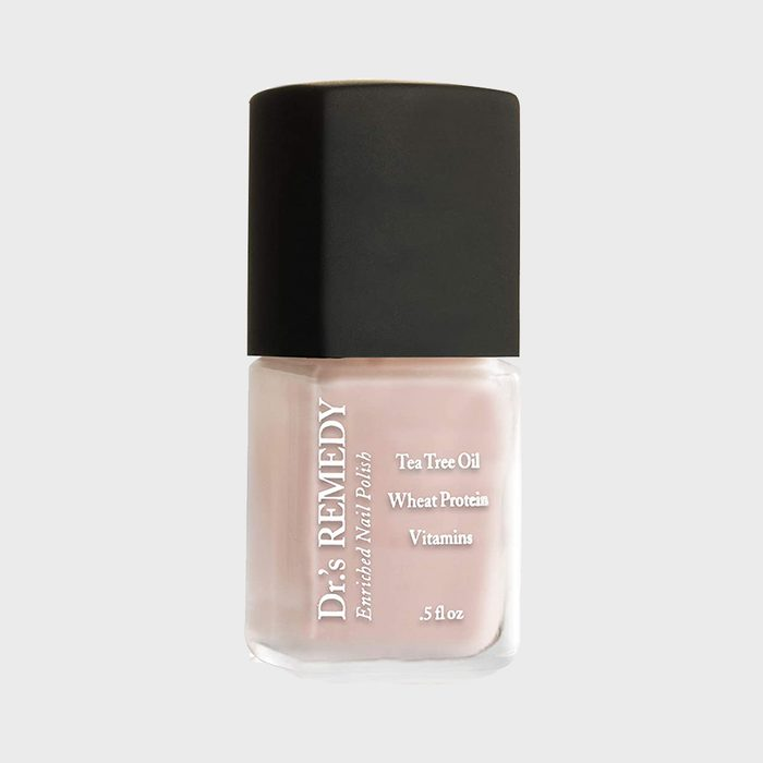 Drs Remedy Enriched Nail Polish In Perfect Petal Pink