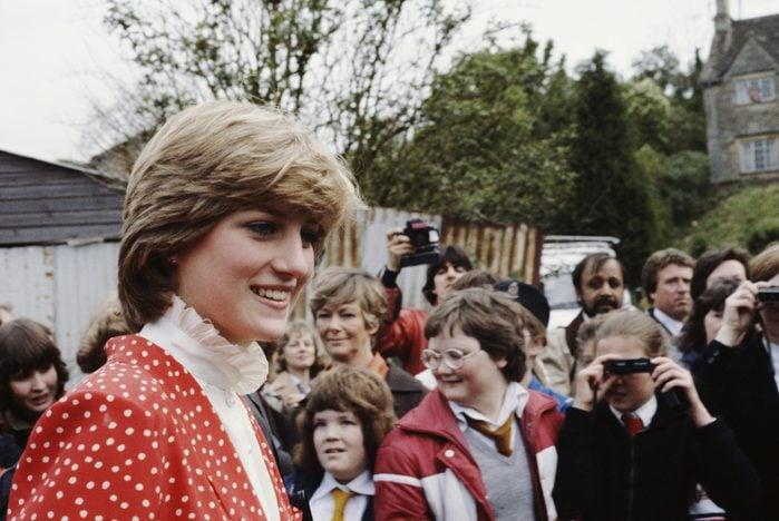 Diana In Tetbury
