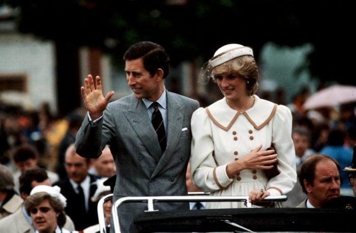 Prince Charles and Diana Princess of Wales visit to Canada, June 1983