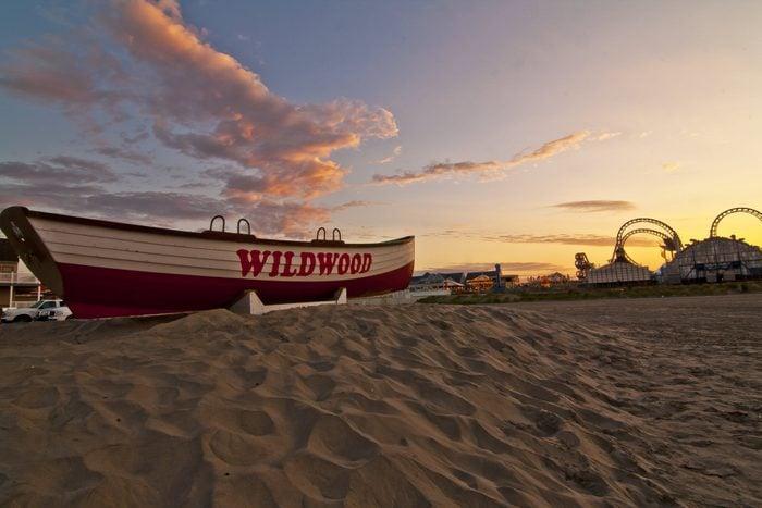 Wildwood Lifeboat