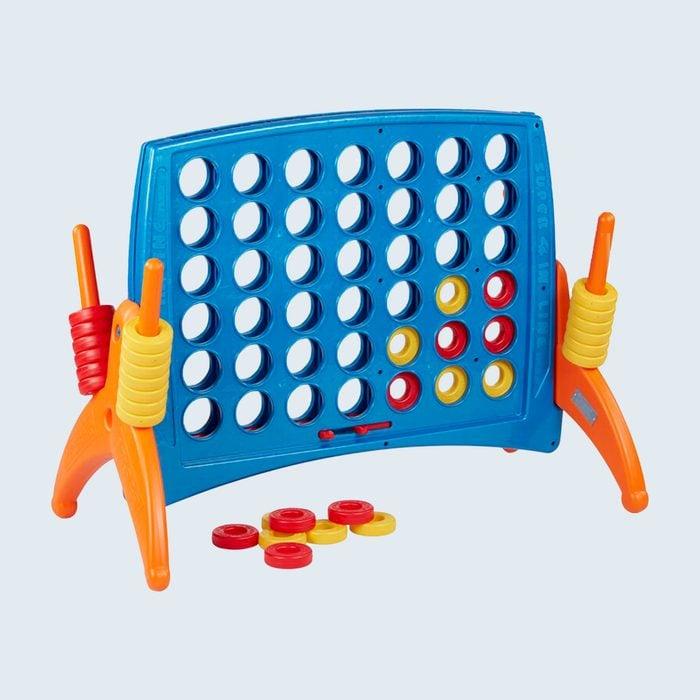 Junior 4 To Score In Line Board Game