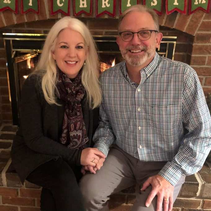 Kathryn streeter and her husband