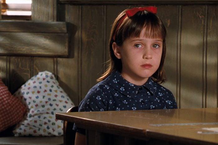 Scene from Matilda