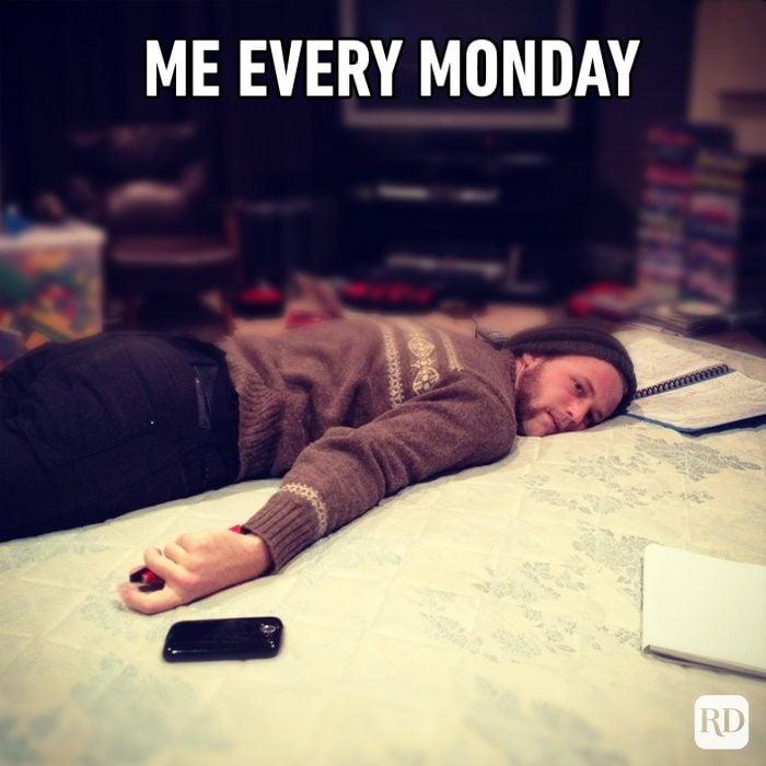 Me Every Monday