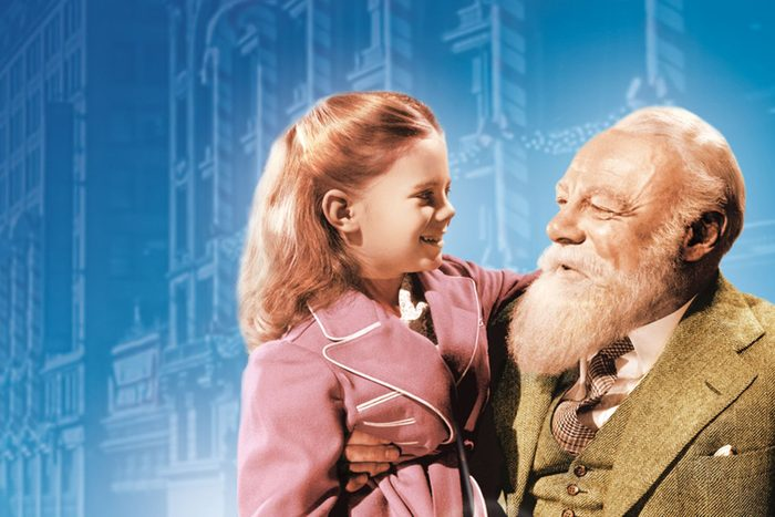 Scene from Miracle On 34th Street