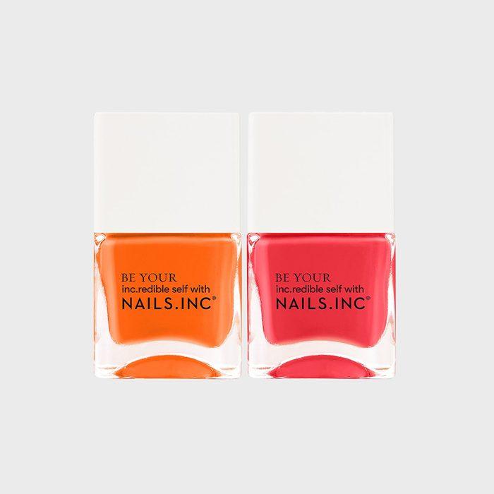 Nails Inc Freshly Juiced Nail Polish Duo