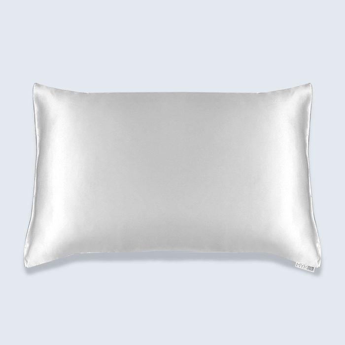 MYK Silk Pillowcase in Frenchgrey
