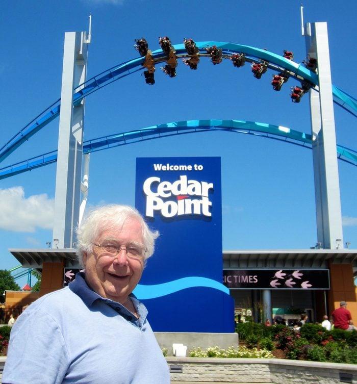 Paul Ruben Cedar Point Sandusky Oh