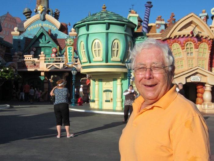 Plr@mickeys Toon Town Disneyland Anaheim Ca
