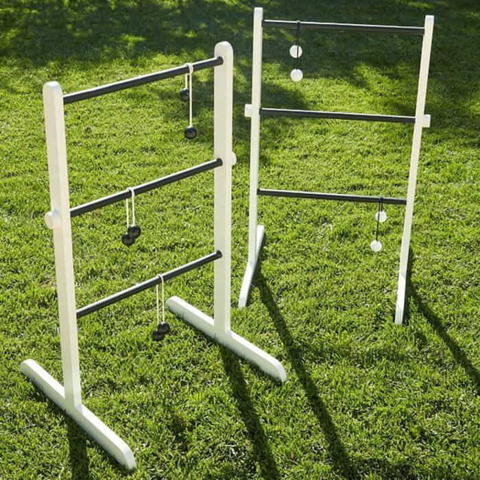Pottery Barn Ladder Golf Set