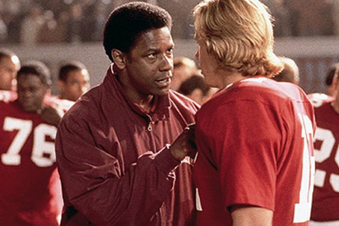 Scene from Remember The Titans