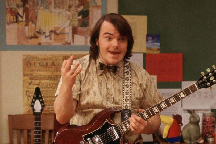 Scene from School Of Rock