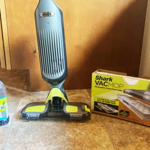 Shark Vacmop and accessories