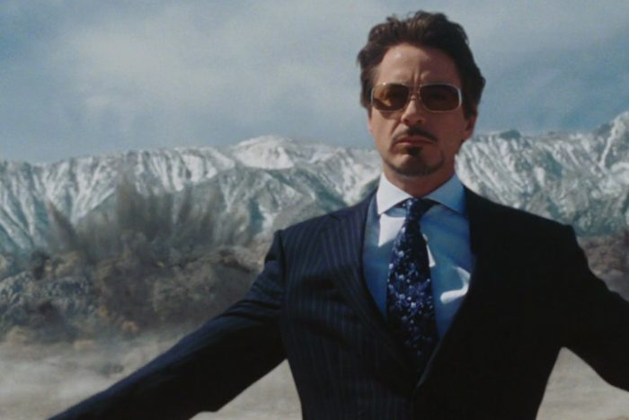 Scene from The Marvel Movie Franchise