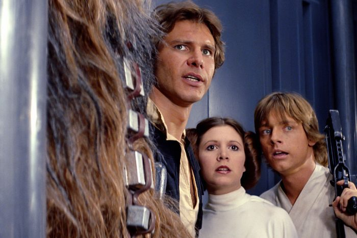 Scene from The Star Wars Franchise
