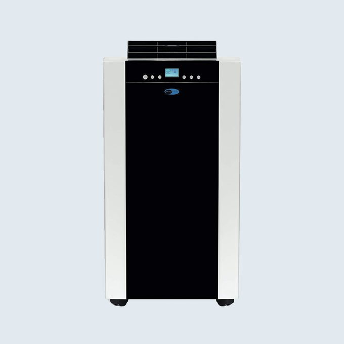 Whynter Dual Hose Portable Air Conditioner With Heater