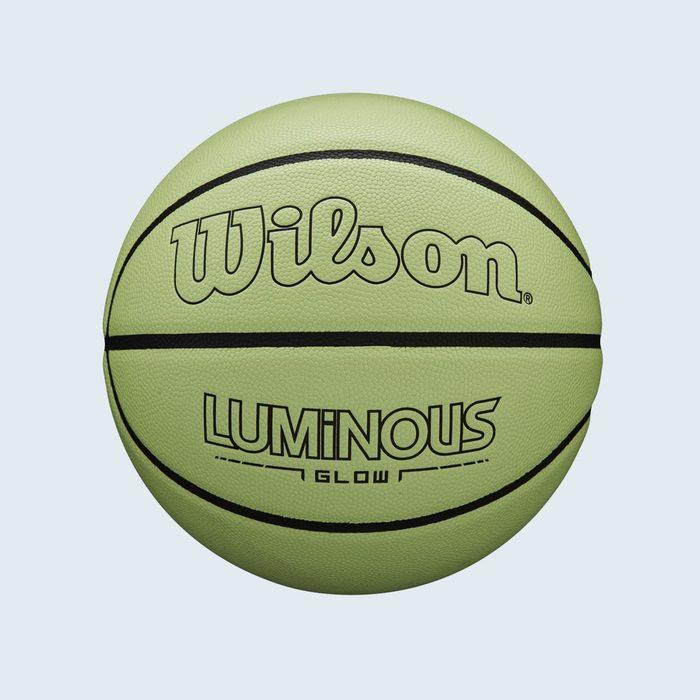 Wilson Ncaa Luminous Glow Basketball