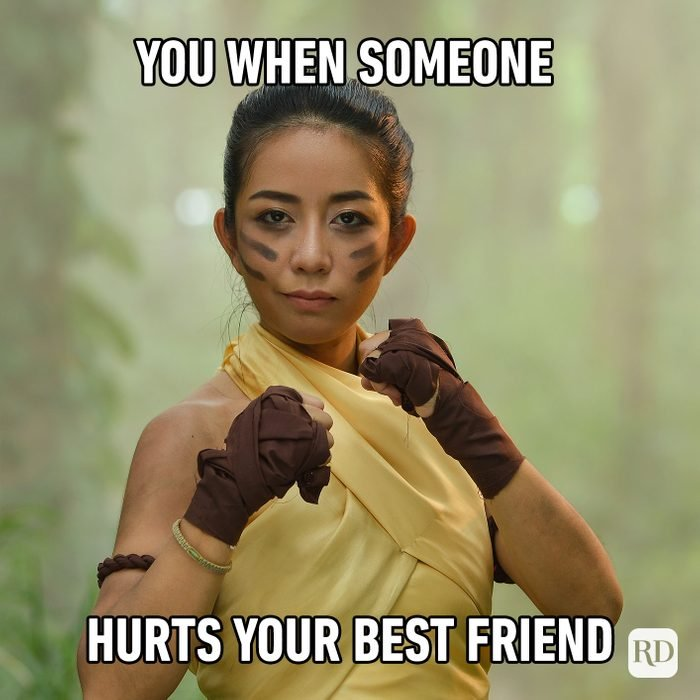You When Someone Hurts Your Best Friend