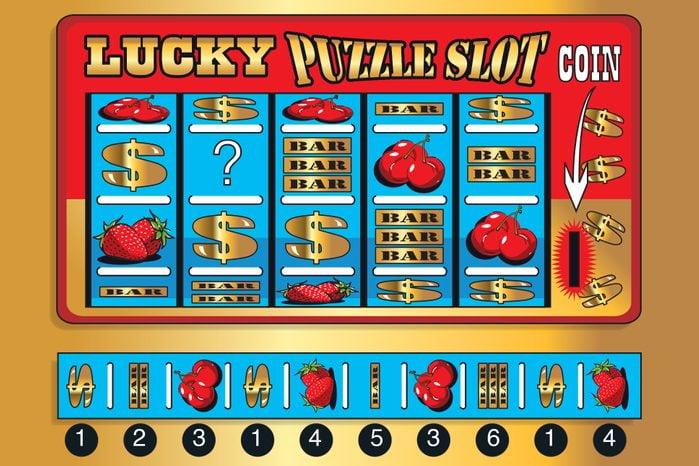 Brain teaser #1: Play the slots